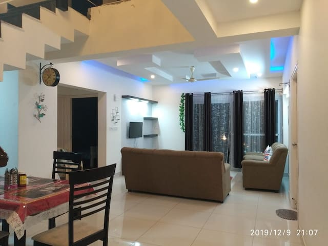 3 bhk apartment near bengaluru airport