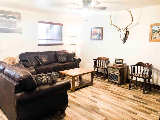 The HUNTER condo in Downtown Bigfork