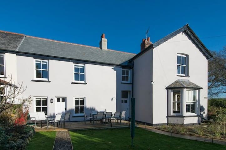 Cobbetts - Camelford - Huis