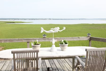 Waterfront Home - East Quogue - House