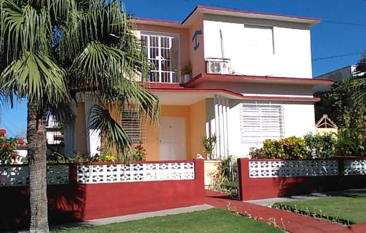 Casa Raisa en Santiago de Cuba.