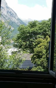 Panorama Alpine views - Brig