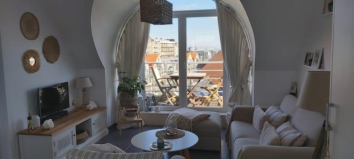 Appartement Seaside view Nieuwpoort