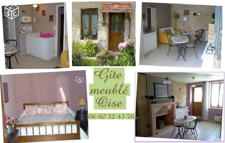 Gîte Oise proche Chantilly Senlis