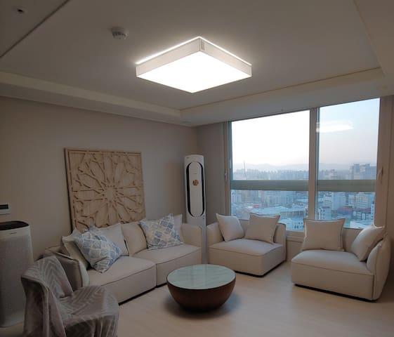 R.G apartment_리조트의 편안함_ NEW clean house