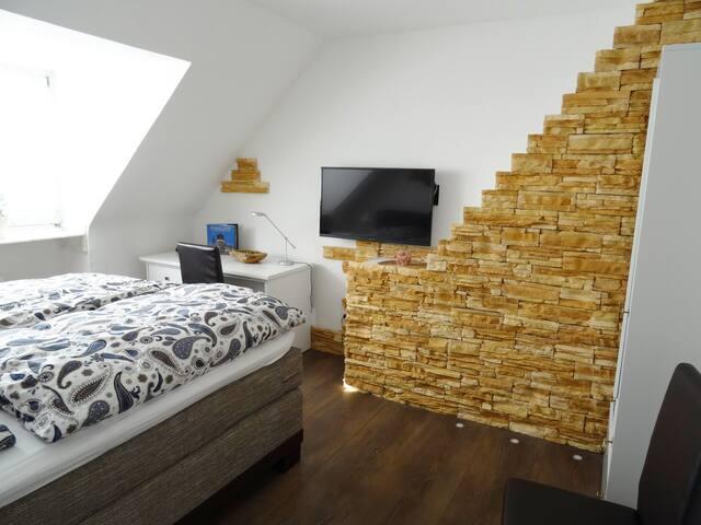 Ruhiges Apartment an grünen Lunge von Düsseldorf