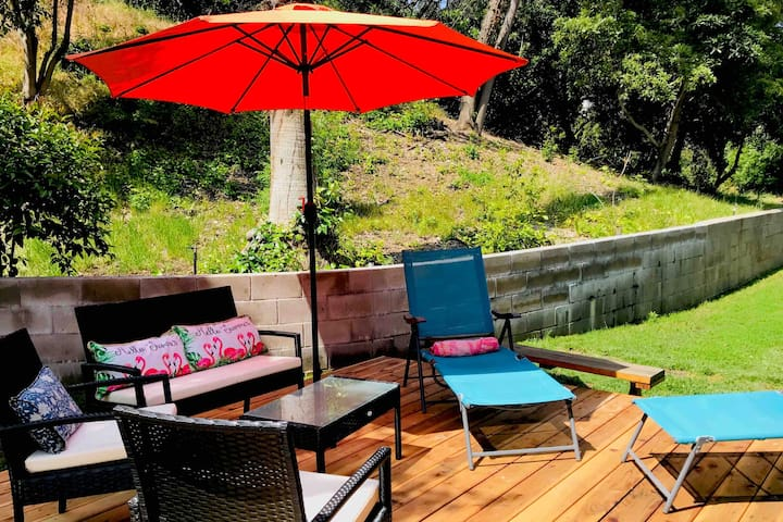 Charming new guesthouse in Sherman Oaks!