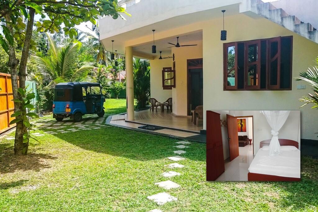 Relaxing Villa