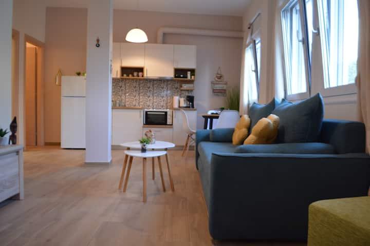 Marieli apartment άνετη και ευχάριστη διαμονή.