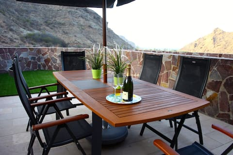A WONDERFUL BUNGALOW  IN TAURO WITH SEA VIEW MOGAN