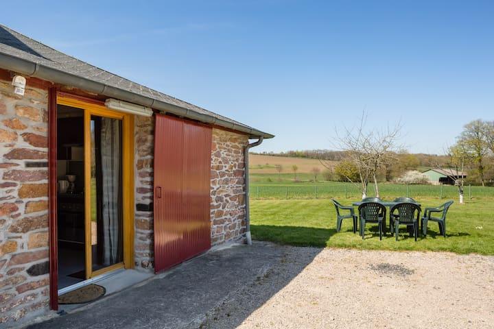 Logement proche de Brocéliande - Monterfil - Apartment