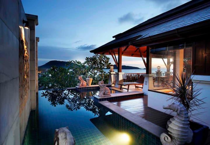 2 Bedroom Patong Beach Pool Villa