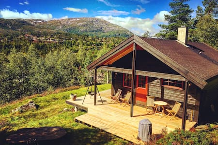 Beautiful cabin near Trolltunga! - Skare - Cabane