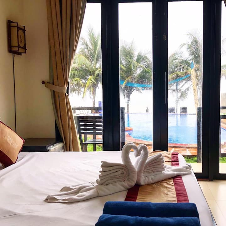 Sea view Double room with balcony
