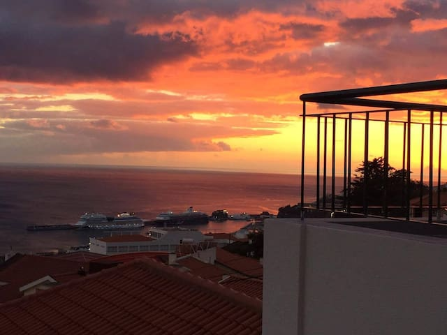 Awesome apartment for holidays with a great view - Funchal - Byt