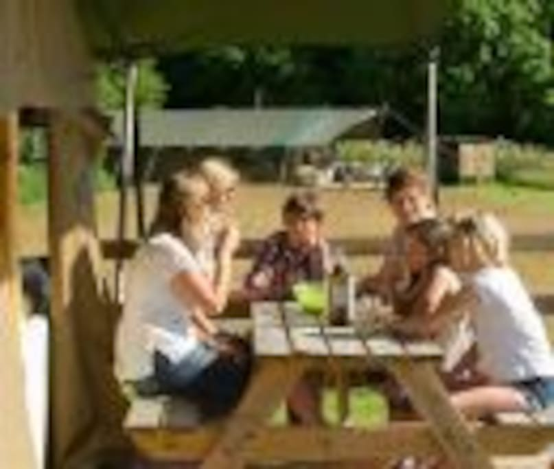 Chill out at Cuckoo Down Farm