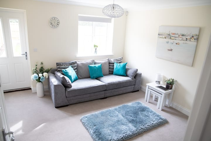 The Haven, beautiful home with Parking, Holt