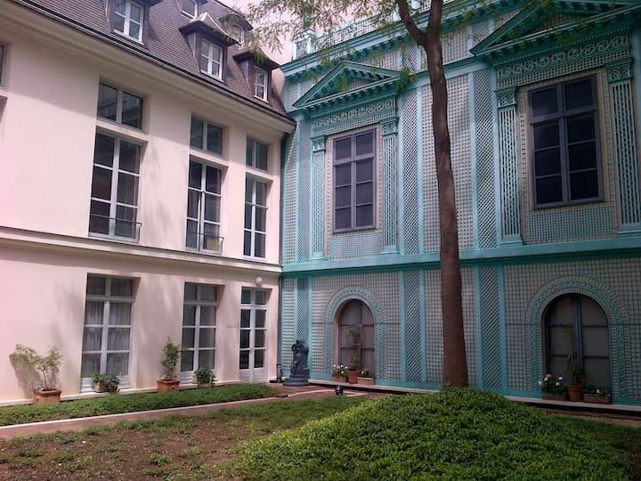 Studio au coeur du Marais