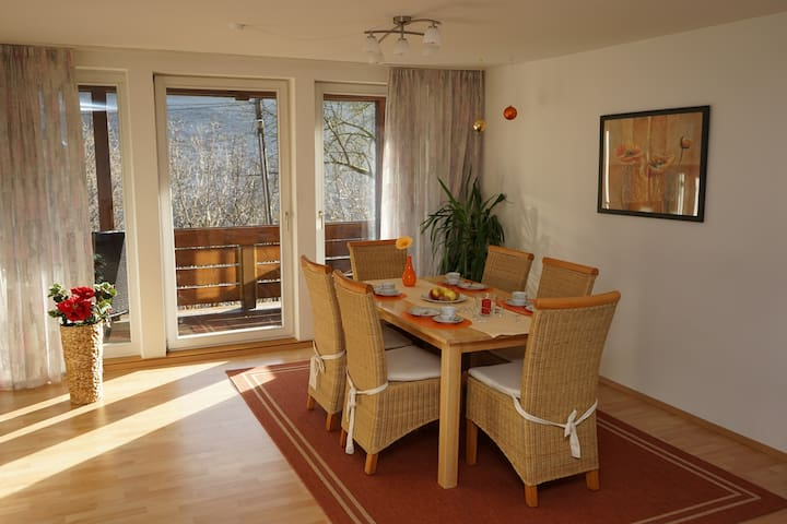 Vacation apartment Jungbauernhof - Alpirsbach - Apartemen