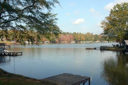 Lakeside Cottage near Milledgeville, GA