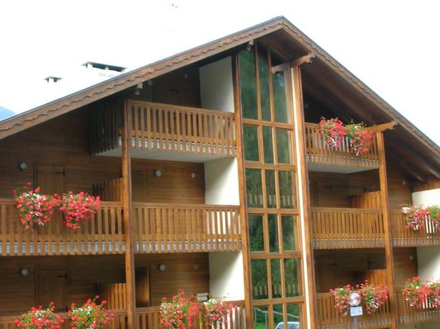 Trilocale in Val Di Sole ( 6 posti letto ) - Dimaro - Apartemen