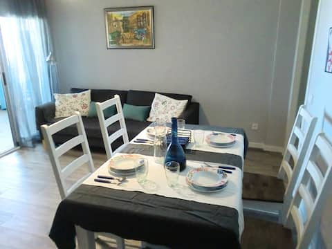 Apartamento en complejo REFORMADO-CLIMATIZADO-WIFI