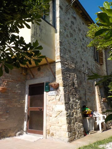 La Casetta - Piazze - Rumah