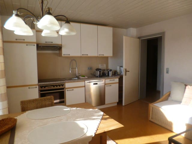 Nice Appartment with wonderful View - Kirchdorf im Wald - Apartemen