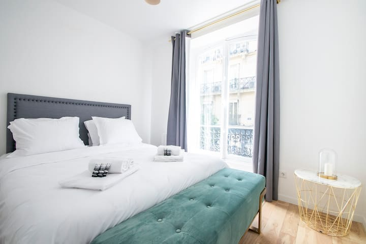 Cosy flat in the marais - Best area