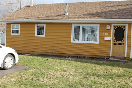 Cozy 2 bedroom home with 2 minute walk to beach - Summerside