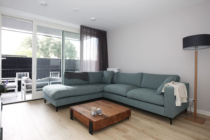 Private room trendy sunny apartment in Amsterdam! - Amsterdam - Appartement