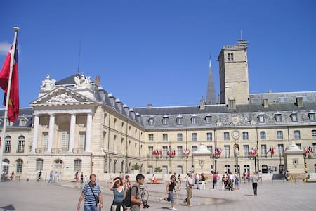 Logement rue des Godrans - centre ville Dijon - Dijon