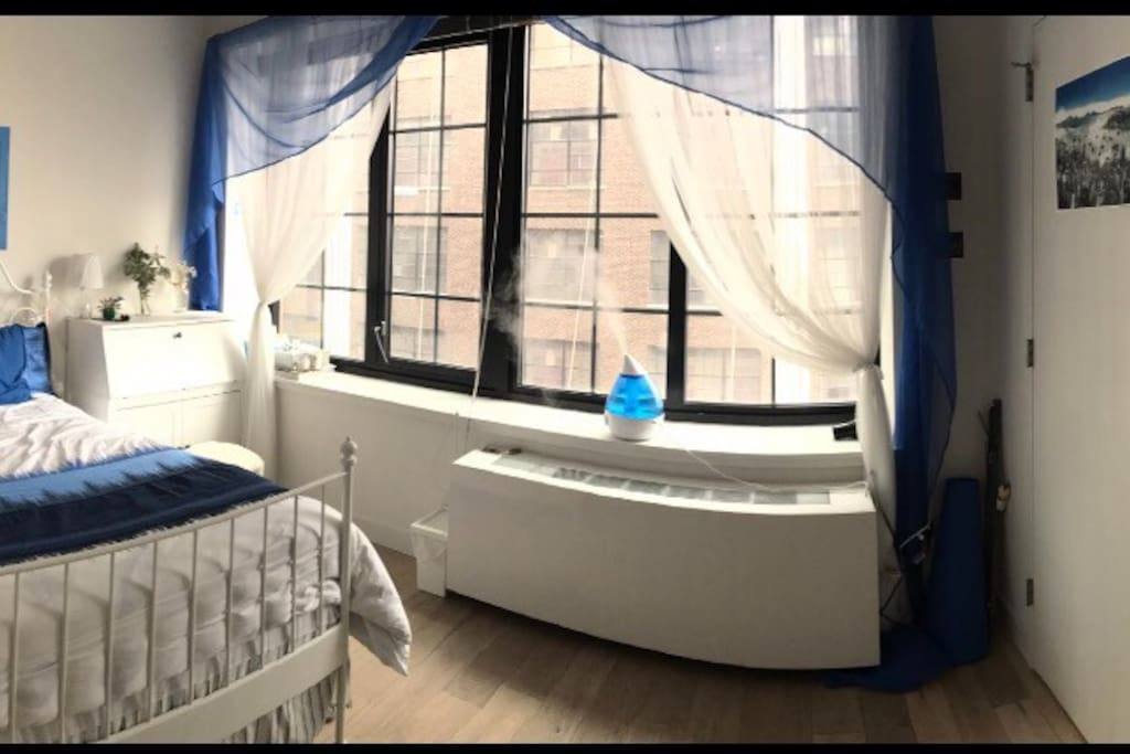 Pano view of the room