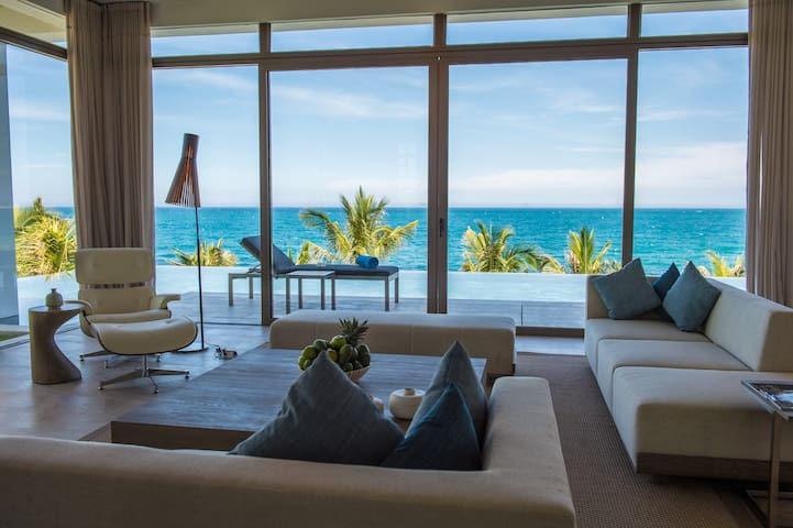 Luxury Beachfront Resident - Mia Resort Nha Trang