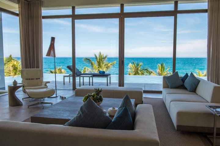 Luxury Beachfront Resident - Mia Resort Nha Trang