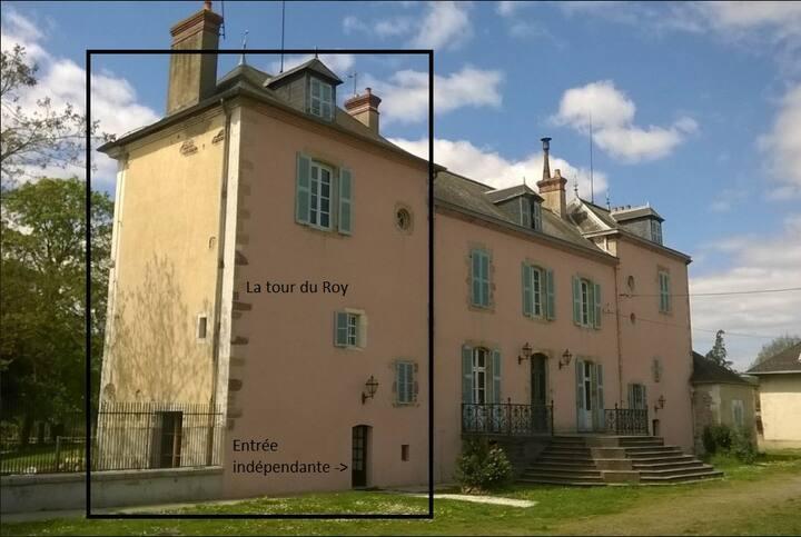 La Tour du Roy, 120m2, 2 bedrooms, park