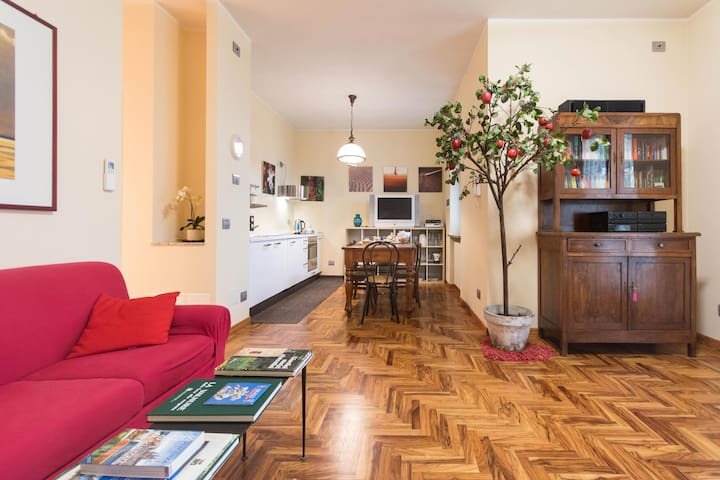 Feel at home in the province of PC - San Giorgio Piacentino - Apartemen