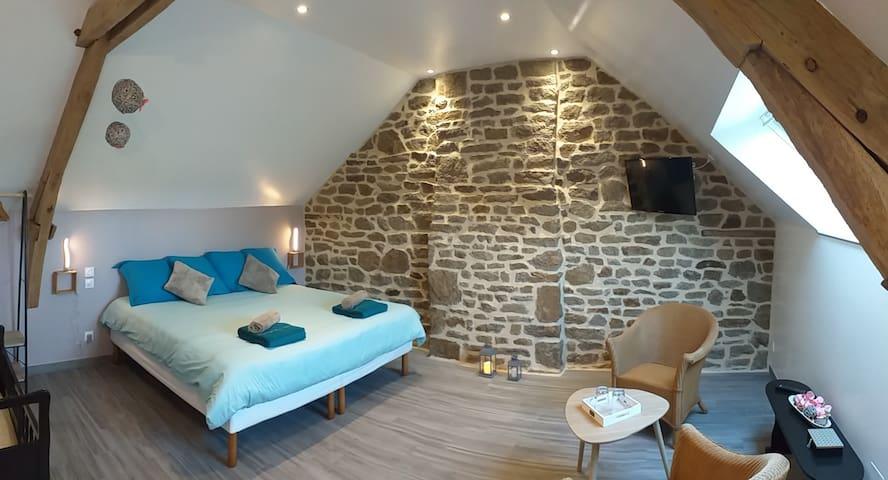 Le Cottage de L'Abbaye 2/4/6 personnes meublé 3*