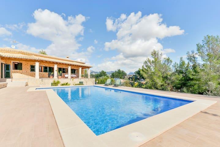 Villa en Ses Rotgetes, Esporles - Esporles - Hus