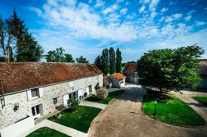 Domaine de La Réthorée - Giremoutiers