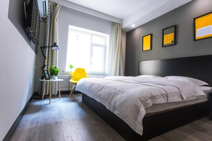 北欧清新精选大床房