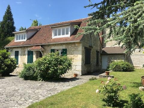 Le Clos Saint Jean Παραδοσιακό Vexin House
