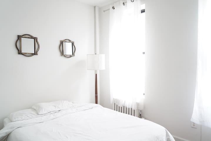 Cozy Greenwich Village Abode
