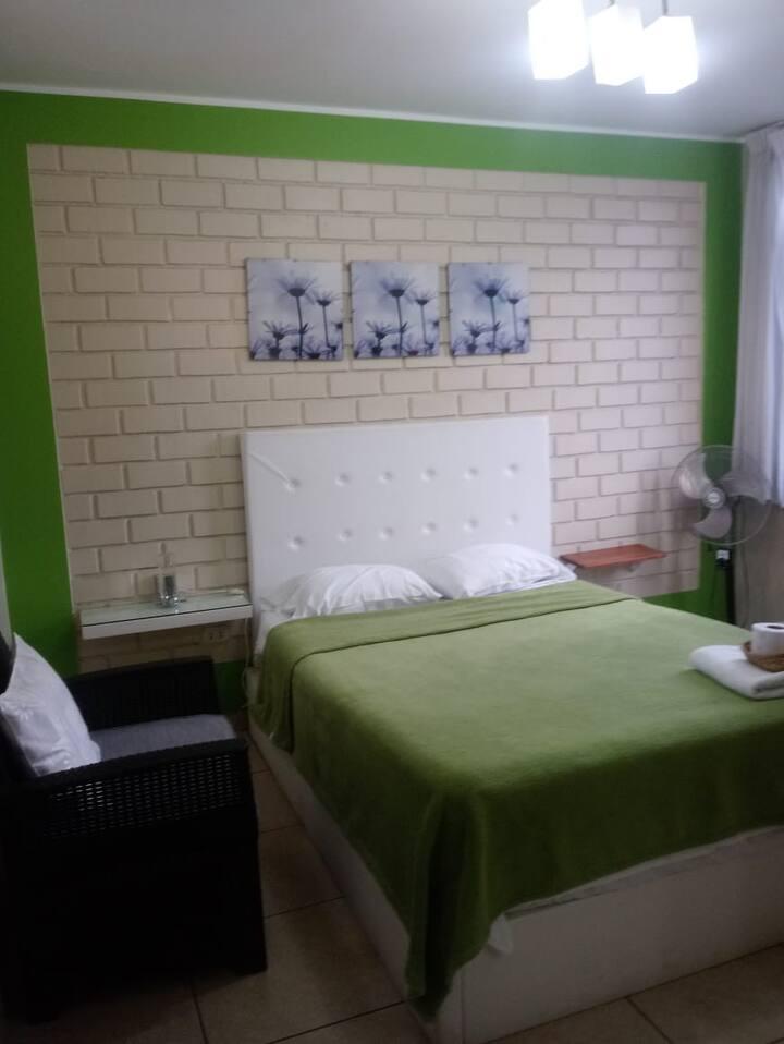 Habitación Matrimonial Standard 301