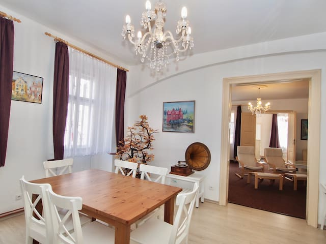 Beautiful apartment for 5 persons