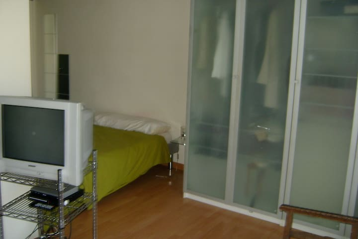 Coqueto apartamento tipo loft al lado de mar