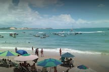 Quartos à Beira mar da Praia de Pipa
