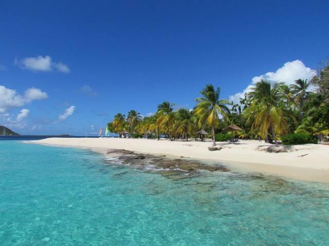 Caribbean Sunset Studio - Union Island