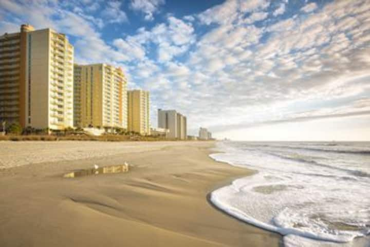 Memorial Day Holiday 7 night stay, N Myrtle Bch SC