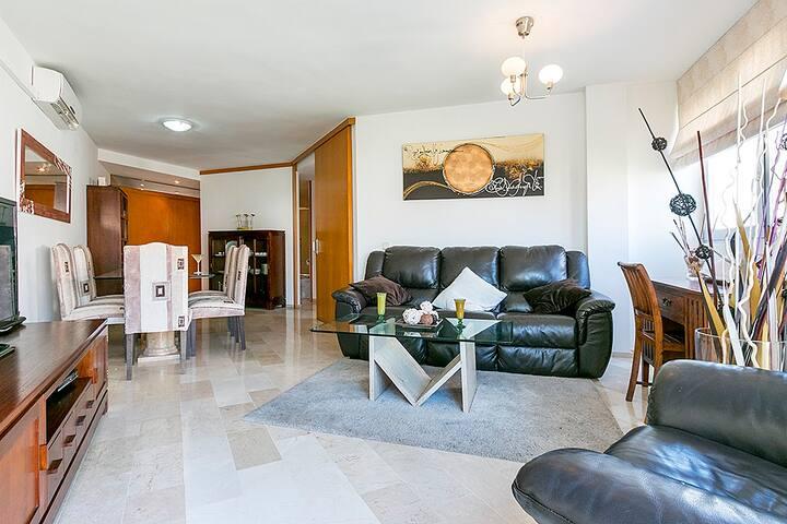 Comfortable apartment up 6 people - Palma - Apartamento